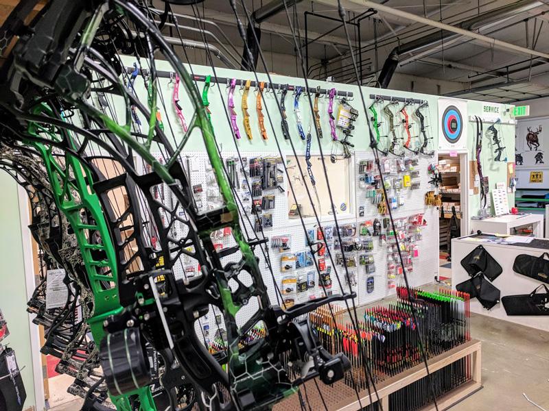 Archery Shop - Shop Bows, Arrows, & Accessories | High